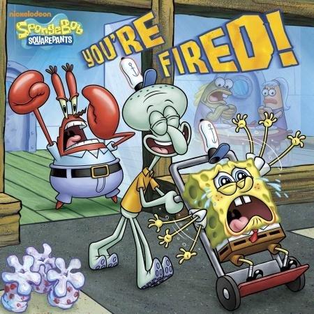 File:SpongeBob You're Fired! Book.jpg