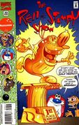 Ren and Stimpy issue 33