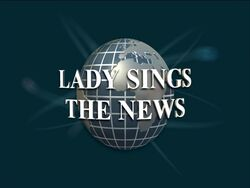 Lady Sings the News