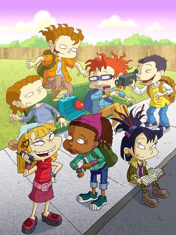 File:All Grown Up promotional art.jpg