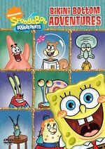 SpongeBob DVD - Bikini Bottom Adventures
