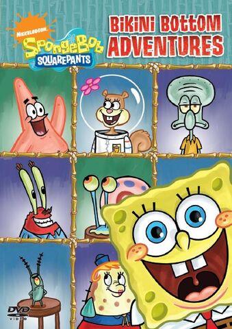 File:SpongeBob DVD - Bikini Bottom Adventures.jpg