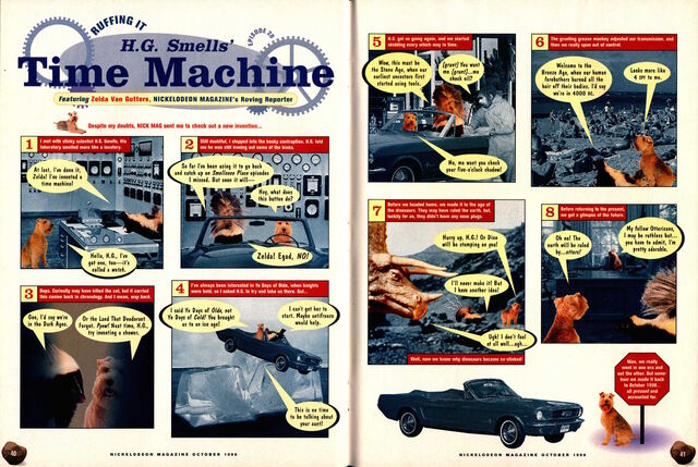 File:Zelda van gutters October 1998 Ruffing It Time Machine.jpg