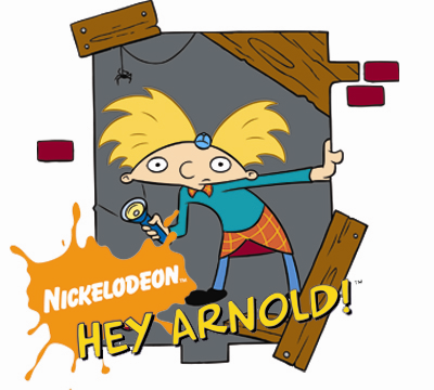 File:Hey Arnold logo with image.png