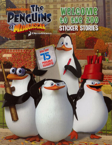 File:Penguins of Madagascar Welcome to the Zoo Book.jpg