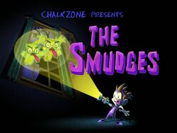 The Smudges Title Card