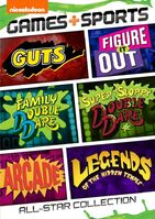 Nickelodeon Games and Sports All-Star Collection DVD
