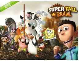 Super Brawl - Nickelodeon Jingle Brawl Wiki  Jingle Brawl Nicktoons
