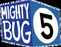 Nick Jr. Mighty Bug 5 Logo