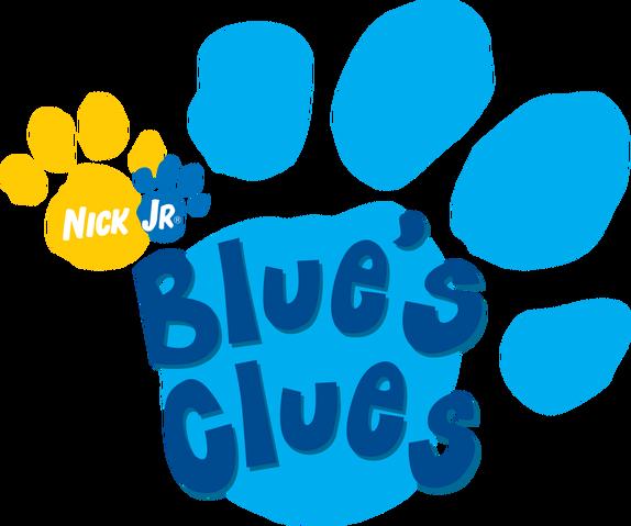 File:Blues Clues logo.png