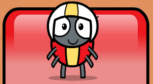 File:Mighty Bug 5 Nickelodeon Nick Jr. The Five Characters Go Girl Catybug.png
