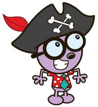 Wow! Wow! Wubbzy! - Walden as a Pirate
