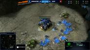 NCKGAME screen bug