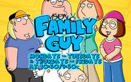 Family Guy Ad - Vision