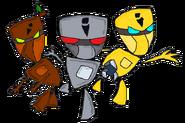 The SIR Units