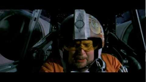 Star Wars Episode IV - Porkins Tragic Death