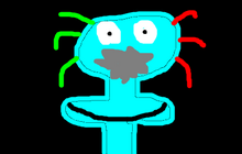 Withered Squidward