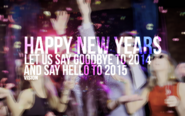 Vision Happy New Years 2015 Bumper