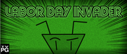 Labor day invader title card