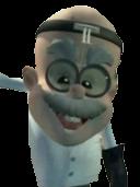 Professor Finbar Calamitous