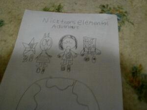 Nicktoons Elemental Adventure 001