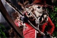 Joey Rassool as the Scarecrow
