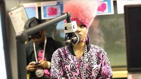 Nicki Minaj Interview - KISS FM UK