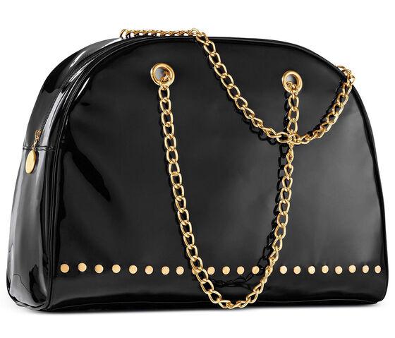 File:Black tote bag.jpg