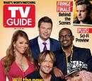 TV Guide photo shoot