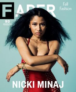 Fader cover 2014