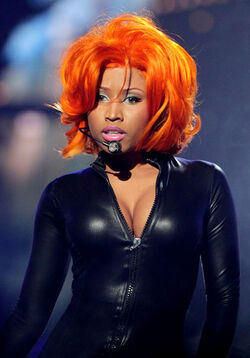 BET Awards 2010 Nicki Minaj performance