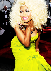 Nicki Minaj AMA 2012 large