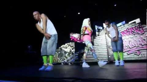 Nicki Minaj at Philly Wired Fest 2012