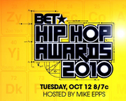 BET hip hop 2010