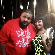 Nicki and Khaled