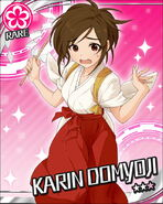 Karin Domyoji