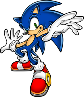 Sonic Art Assets DVD - Sonic The Hedgehog - 19