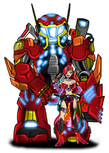 Ultima battle mode jessica rabbit by frame10-d4or05c