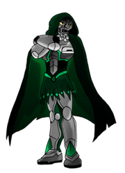 Doctor Doom (Ultima Style)