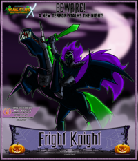Nicktoons fright knight mid boss by neweraoutlaw-d6roykw