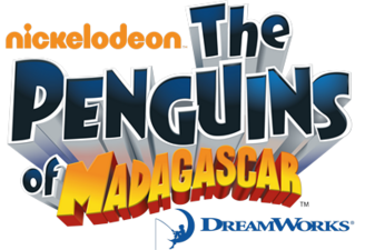 The Penguins of Madagascar logo