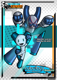 Robotboy by neweraoutlaw-d6m6ebc