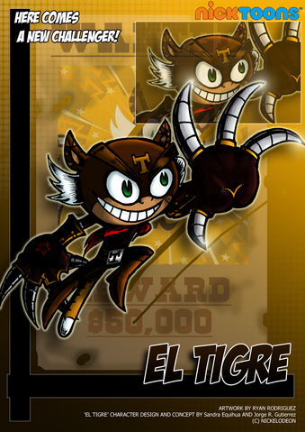 File:Nicktoons el tigre by neweraoutlaw-d571ple.png