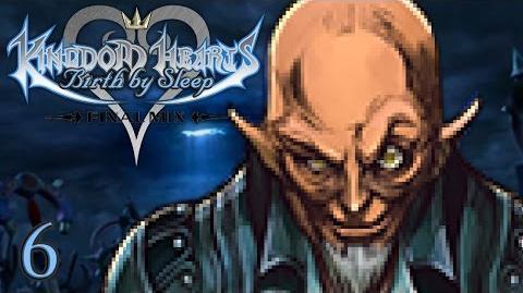 RAGE AWAKENS - Let's Play - Kingdom Hearts Birth by Sleep Final Mix HD - 6 - Playthrough