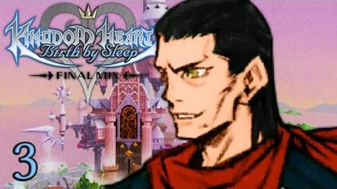 PRECURSORS - Let's Play - Kingdom Hearts Birth by Sleep Final Mix HD - 3 - Playthrough