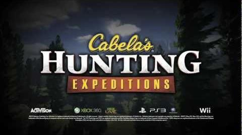 Cabelas Hunting Expeditions TeaserTrailer HD