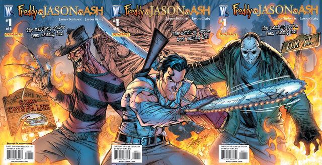 File:Freddy vs Jason vs Ash (Comic).jpg