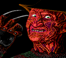 A Nightmare On Elm Street (1989 DOS/C64 Video Game)