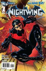 Nightwing Vol 1 1 Cover