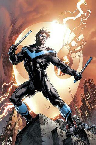 File:Nightwing Vol 4 1 Textless Variant.jpg